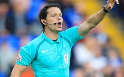 UK Referee Promotion System- Is it Flawed?