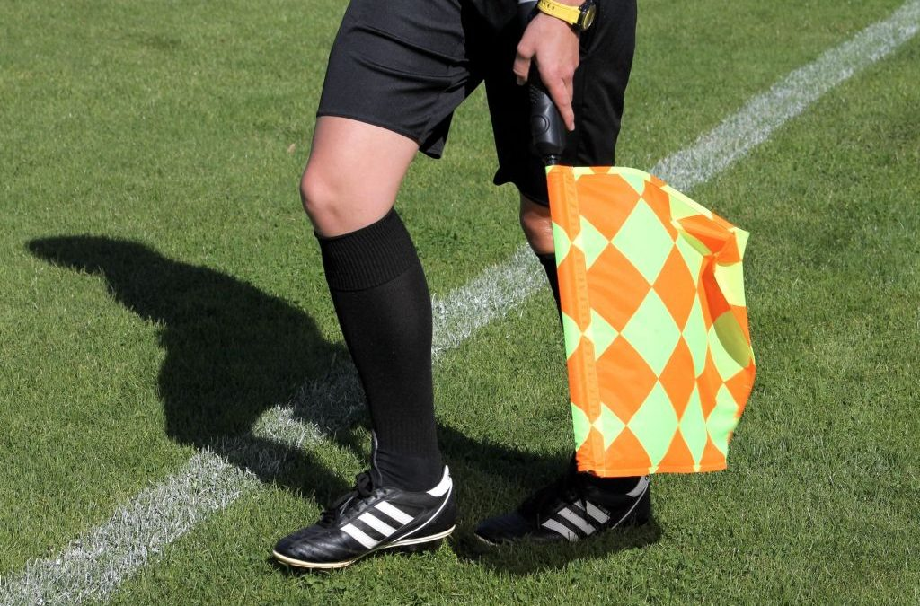 Rookie referee: my first referee course